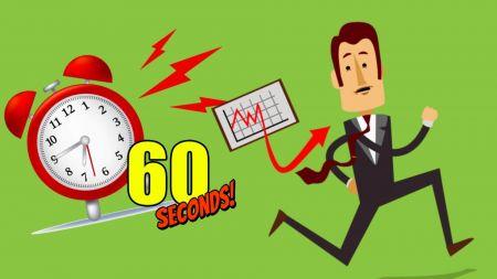 Cómo negociar opciones de 60 segundos en IQ Option combinando ADX con la estrategia EMA