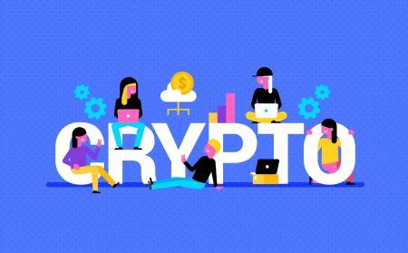 ¿Definición de criptomoneda? Cómo comprar y vender criptomonedas en IQ Option